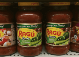 Ragu Pasta Sauce Just $1 at Dollar General!