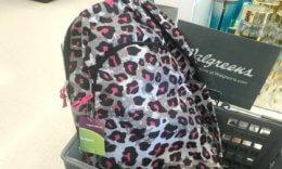 Walgreens Shoppers - $5 Wexford Backpacks!