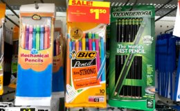 Dollar General Deal! Bic Mechanical Pencils just $0.50!