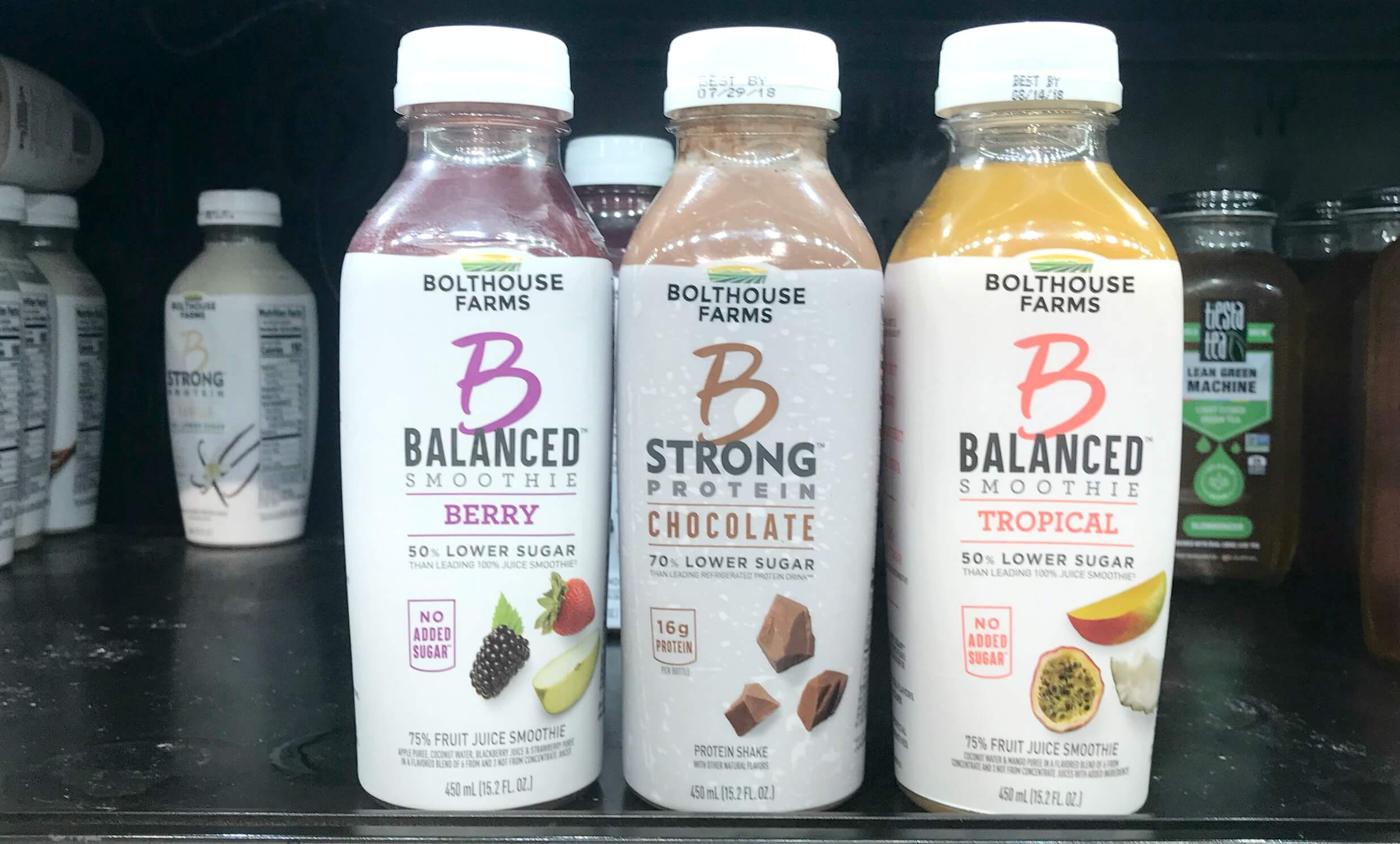 Today Only! FREE Bolthouse Farms B Drinks at Target! {Ibotta Rebate}