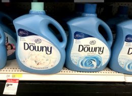 Downy Liquid Fabric Softener, 129oz Just $5.49 at Target! {$0.04/load}
