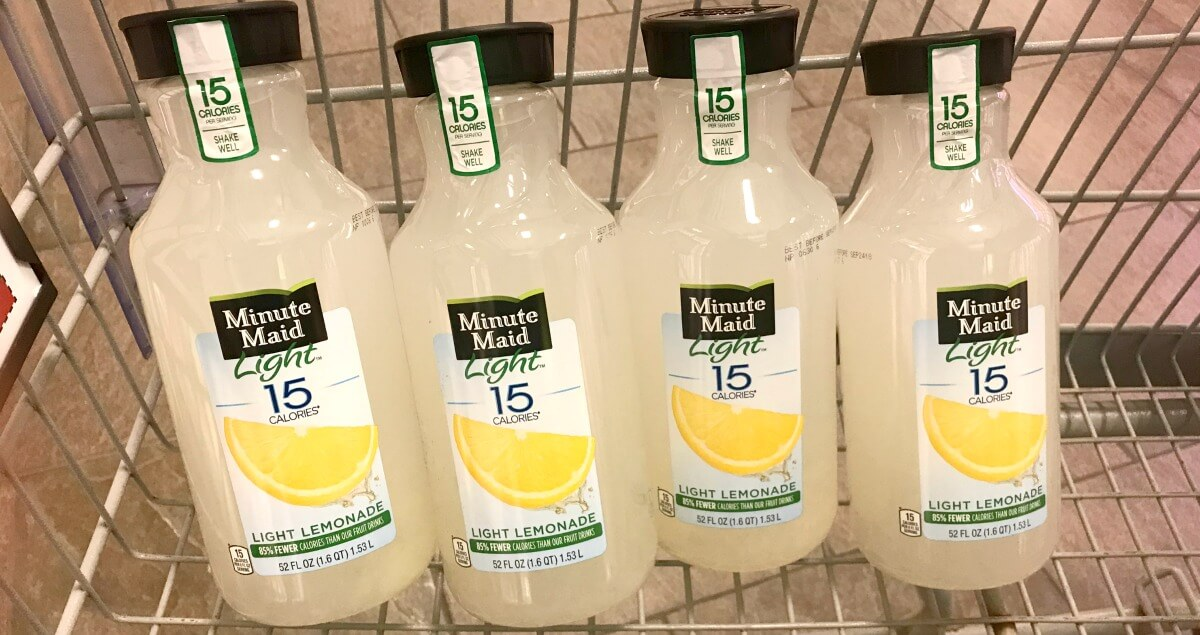 $0.55/1 Minute Maid Light Coupon U2013 Just $0.40 At ShopRite!