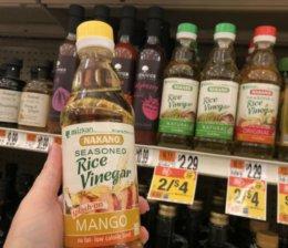 Nakano Rice Vinegar Just $1.01 at Stop & Shop!