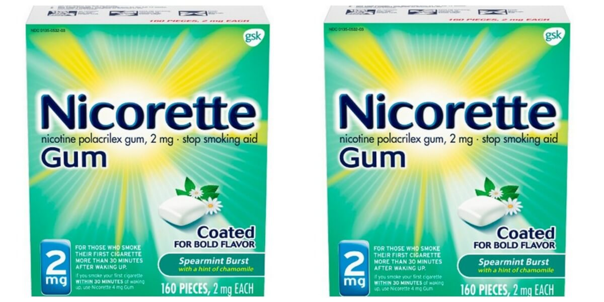 image regarding Nicorette Printable Coupon named Clean $10/1 Nicorette Spearmint Gum Coupon Offers!Dwelling Wealthy