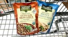 New $1.50/2 Seeds of Change Products Coupon + Deals at Walmart, ShopRite & More!