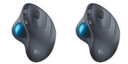 Logitech M570 Wireless Trackball Mouse $19.99 (Reg. $39.88)