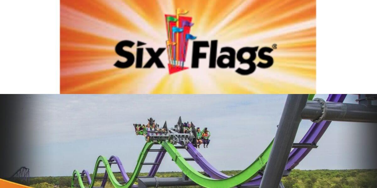 Six Flags Theme Park 2018/2019 Season Passes starting at $54