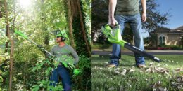 Up to 67% Off Greenworks Tools, Blower, Trimmer and More!