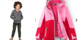 Up to 70% Off Land's End Clearance, 3 in 1 Girl's Parka $39.99 (Reg. $125)