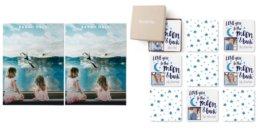 Shutterfly: Pick 3! Set of Folders, Memory Game, Notebook and/or Bookmark Just Pay Shipping