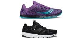 Saucony Women's Endorphin Racer 2 Shoes $29.74, Men's Grid 9000 MOD Shoe $25.49 + Free Shipping!