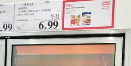 Costco: Hot Deal on Tyson or Perdue Panko Chicken Nuggets, 5 lbs