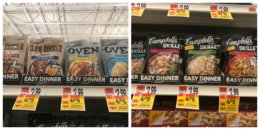 Stop & Shop Instant Savings Deal - Campbell's Cooking Sauces only $0.25 at Stop & Shop {No Coupons Needed}