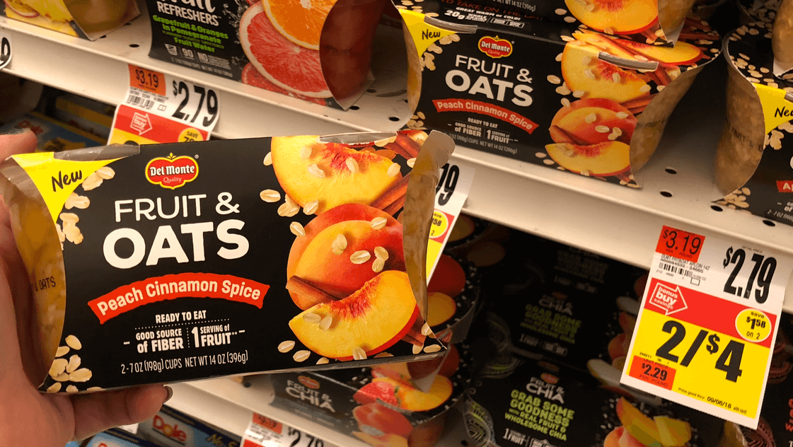 Del Monte Coupon January 2019