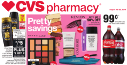 Insider Preview of the Best Deals at CVS starting 8/19