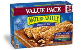 Nature Valley Granola Bars - $0.27 per Pouch of 2 Bars