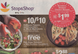 Stop & Shop Preview Ad Scan for the week of 8/24