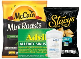 Today's Top New Coupons - Save on McCain, Centrum, Dove & More
