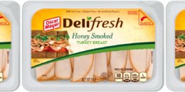 Oscar Mayer Deli Fresh Lunch Meats as low as $0.60 each at Stop & Shop, Giant, and Giant/Martin {3 days only}