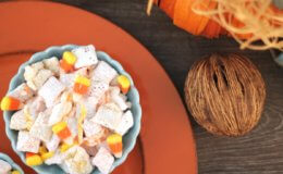 Fall Muddy Buddy Recipe - Great for Halloween Parties