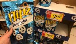 Flipz Pretzels only $0.79 at Stop & Shop