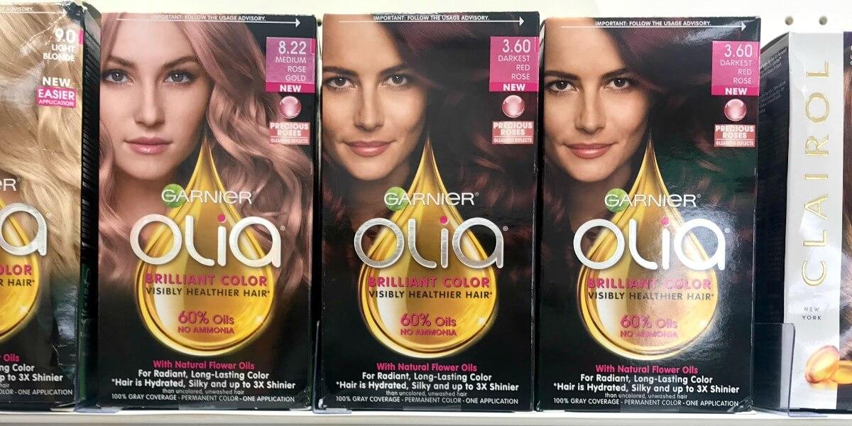 New 31 Garnier Olia Hair Color Coupon As Low As 140 At Cvs