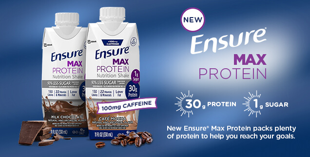 Free Ensure Max Protein Nutrition Shake Single For Kroger