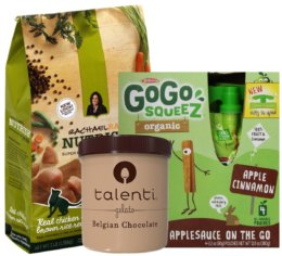 Today's Top New Coupons - Save on Talenti, Rachael Ray, GoGo Squeez & More
