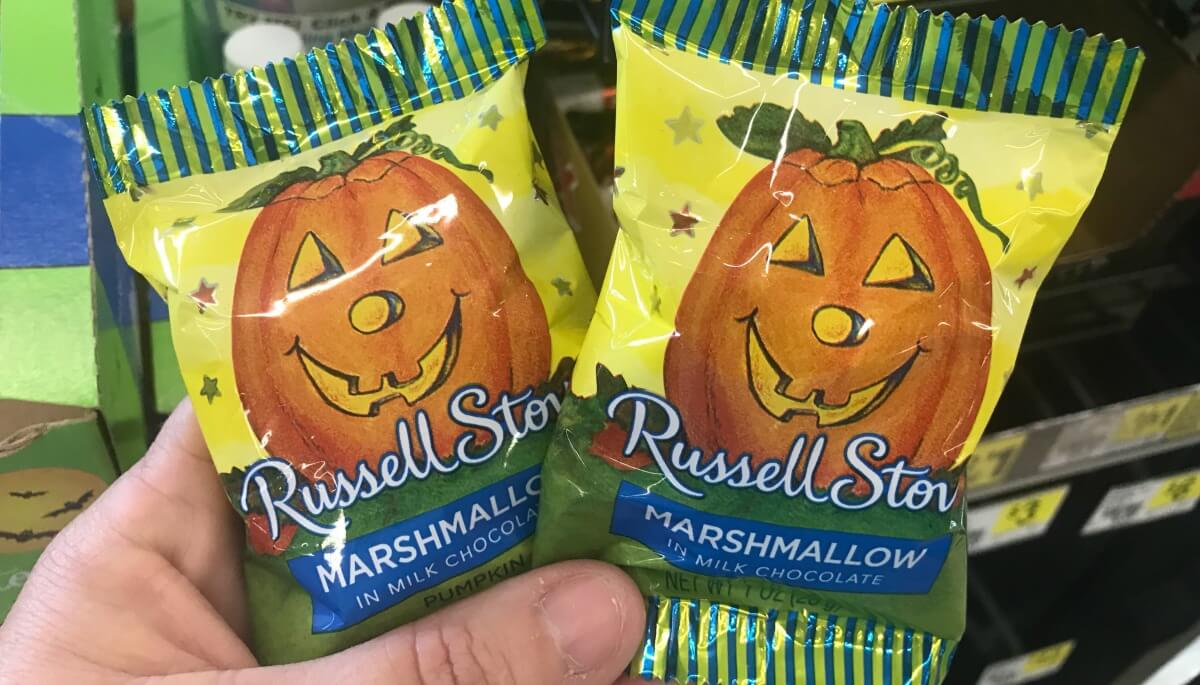2 free russell stover halloween candy singles at rite aid! {9/2, no