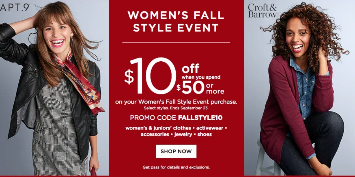 Last Day! Kohl's Extra 30% OFF Sitewide + Free Shipping! {Cardholders Only} + Additional Codes