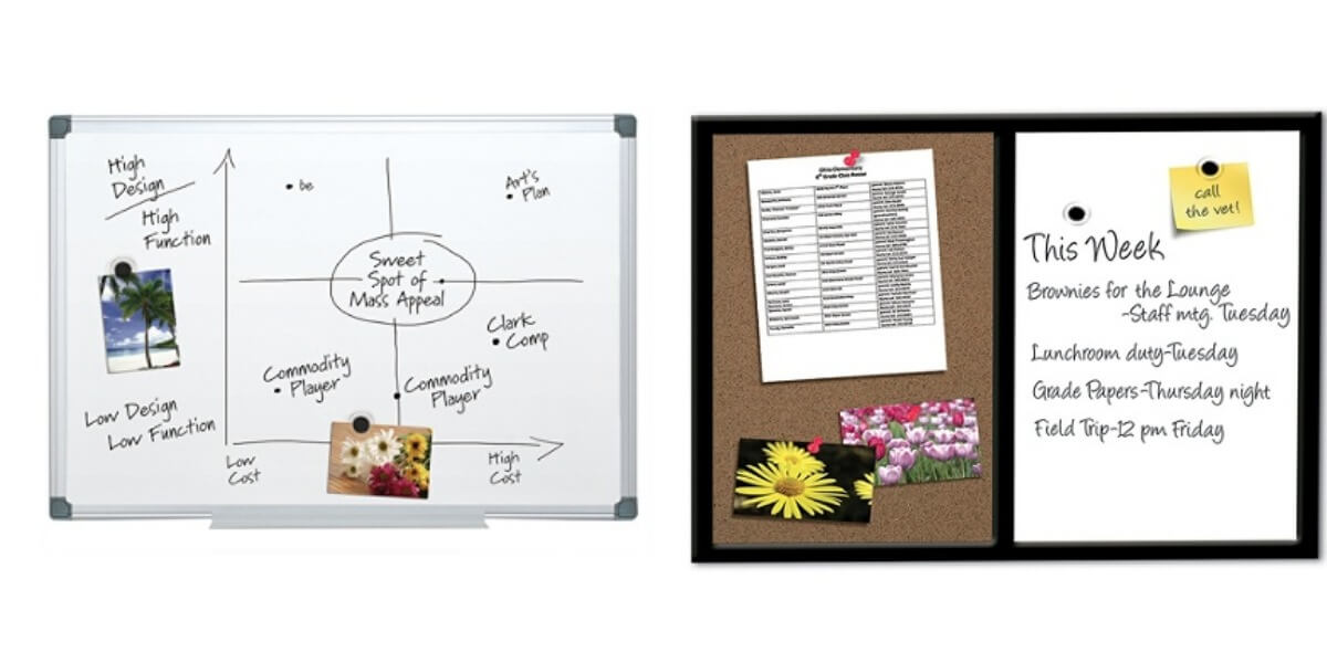 Office Depot Max Up To 80 Off Foray Magnetic Dry Erase Boards Starting At 1 99