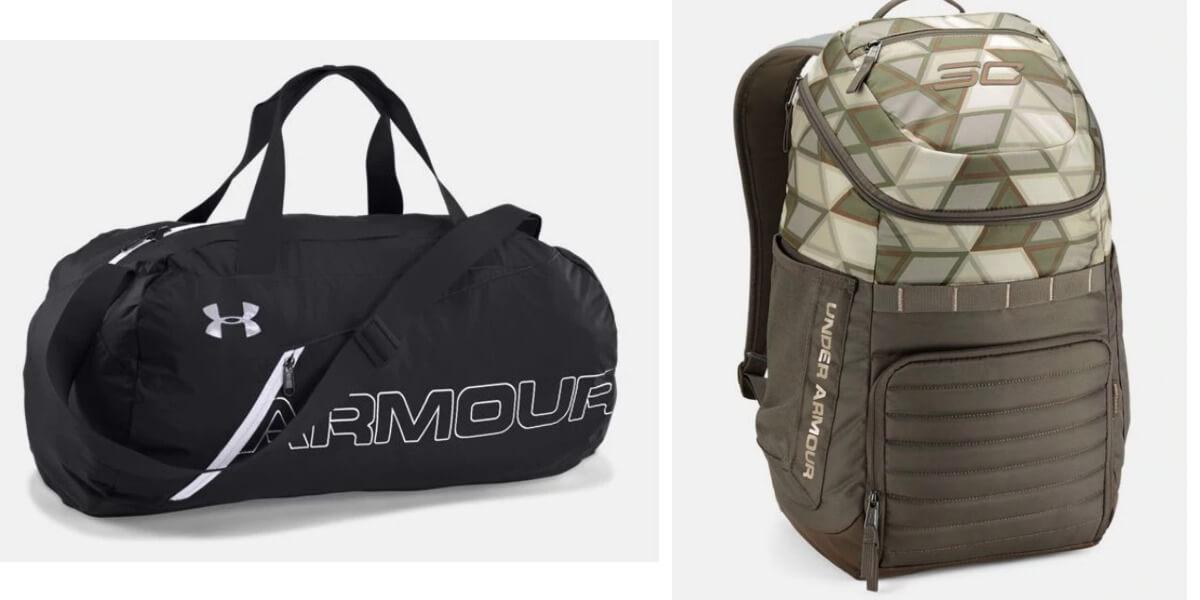 UA Packable Duffle Bag  16.79 (Reg.  35) a1e3014e76254