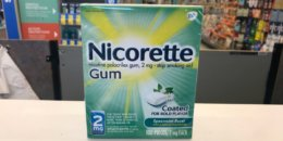 New $15/1 Nicorette or NicoDerm CQ Coupon - $9.99 at ShopRite & More!