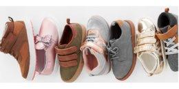 Carter's & OshKosh : Buy 1 Get 1 Free Shoes Sizes 0- 3Y
