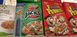 Kellogg's Cereals & Milk as Low as $1.20 at Stop & Shop and Giant