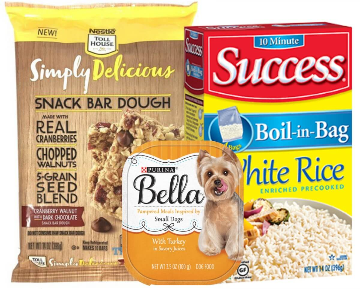 Today's Top New Coupons - Save on Success Rice, Purina, STAINMASTER & More