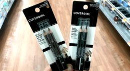 Better Than CoverGirl Cosmetics, EverPro Gray Away & More at Target!