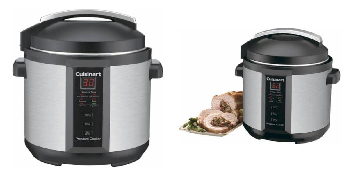 Cuisinart 6-Quart Electric Pressure Cooker $49.99 (Reg. $99.99) + Free Shipping!