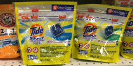 Rite Aid Shoppers - $1.99 Tide Simply Pods!