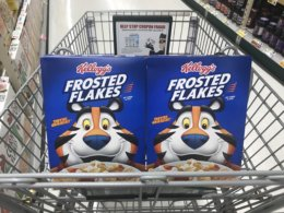 New $2/4 Kellogg's Cereals SavingStar Rebate - 5 FREE at Target, $0.02 at Weis Market & More!