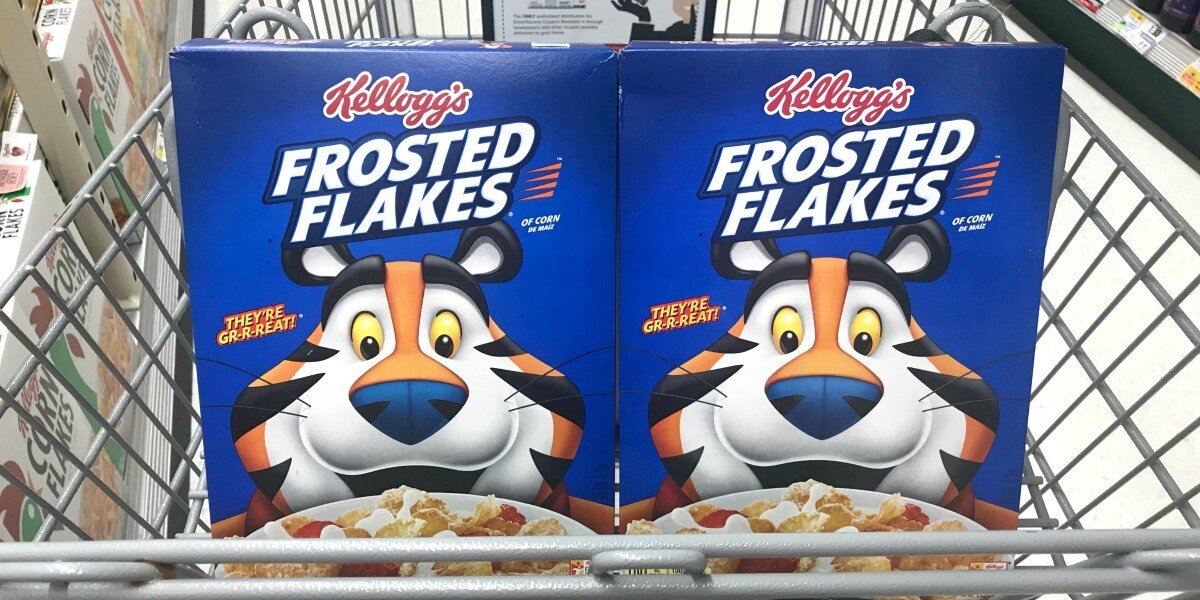 Kellogg's Coupons March 2019