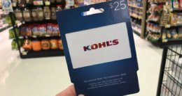 Rite Aid Shoppers - Save Up To $16 on Brinker or Kohl's Gift Cards Gift Cards!