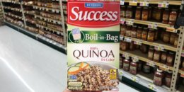 Success Quinoa  Just $0.49 at ShopRite| Just Use Your Phone