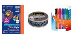 Office Depot/Max: Up to 75% Office Supply Sale Starting at $1.30 Washi Tape, Pens and More!