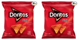 40-Pack Doritos Nacho Cheese Flavored Tortilla Chips (1oz) $7.59 {$.19/Bag}