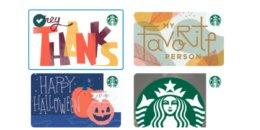 Buy a $10 Starbucks eGift Card Get a $5 eGiftcard w/ Masterpass Checkout