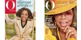 O The Oprah Magazine just $4.99/Year