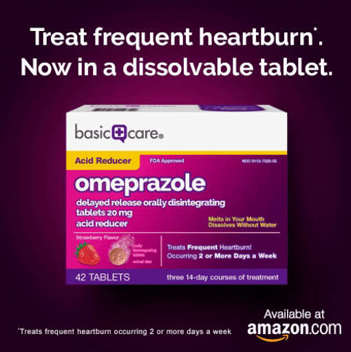 Basic Care Omeprazole ODT