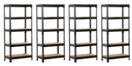 5-Tier Storage Shelves just $39.99 each {Stockpile Worthy!}