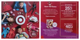 Target Toy Book  for 2018 is Out - Check out the BIG Savings You'll Get!